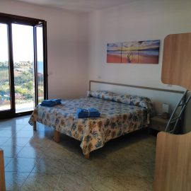 Camera Quadrupla Confort 107 Hotel Indaco