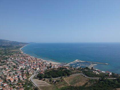 Panoramica, Hotel Indaco Hotel Ristorante Casal Velino Marina (Salerno) Cilento