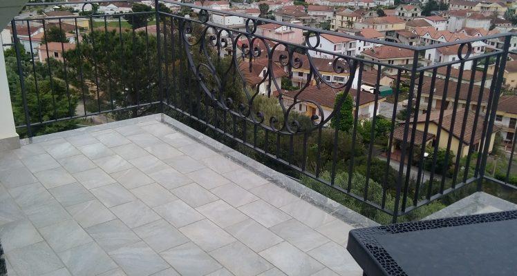 Camera Quadrupla Superior Mansarda Hotel Indaco